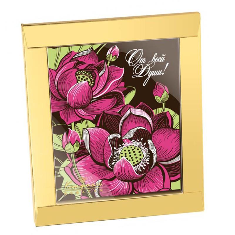 шоколадные открытки в твери персонализированный подарок